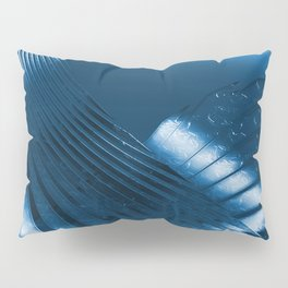 Phantasie in Blau 3 Pillow Sham