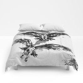 For the Birds Comforters