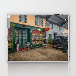 Old Town Street Laptop & iPad Skin