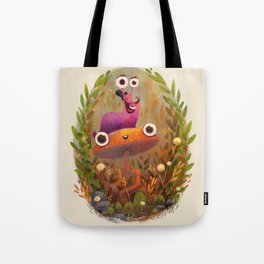 Slug Buddy Tote Bag