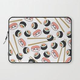 Sushi Sashimi Chopsticks Laptop Sleeve