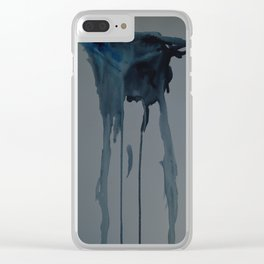 Dissapointment Clear iPhone Case