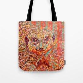ColorMix Meerkat 1 Tote Bag