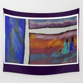 kisik 3 Wall Tapestry