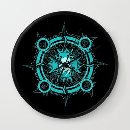 Ixion fayth Wall Clock