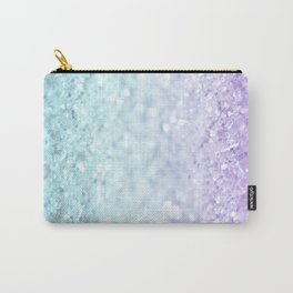 MERMAIDIANS AQUA PURPLE Carry-All Pouch