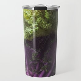 decorative kale Travel Mug