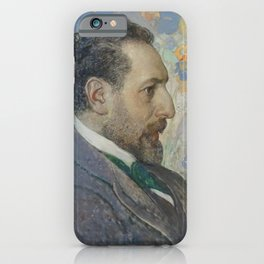 Carl Larsson - Untitled iPhone Case