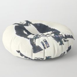 Tom Petty Floor Pillow