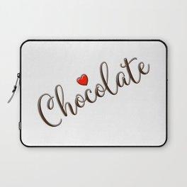 Chocolate Love Laptop Sleeve