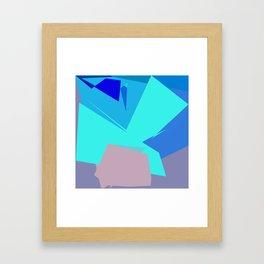 Dream Journal Framed Art Print