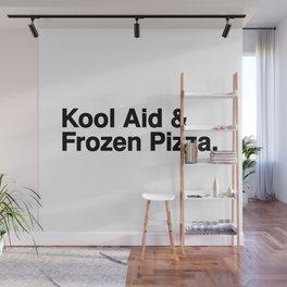 KOOL AID & FROZEN PIZZA Wall Mural