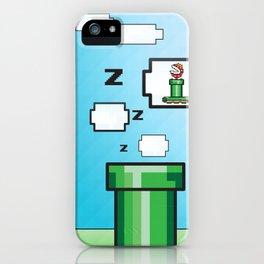 Pipe Dream iPhone Case