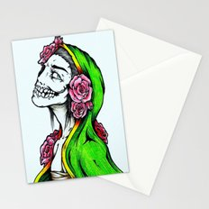 The Beauty In Death Stationery Cards