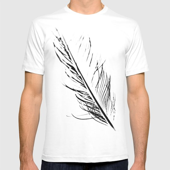 Peacock Feather 4 T-shirt