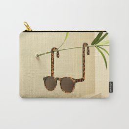 This place is hot and wild, can I stay here forever? Carry-All Pouch