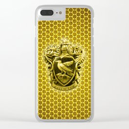 Ravenclaw Logo Clear iPhone Case