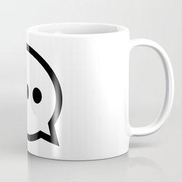 Message Bubble Coffee Mug