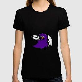 Australian Magpie Head Mascot T-shirt