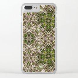River Cane Clear iPhone Case