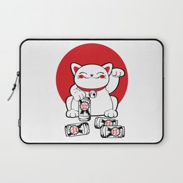 Lucky Beer Laptop Sleeve