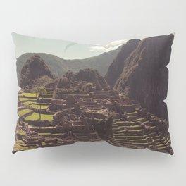 Machupicchu Pillow Sham