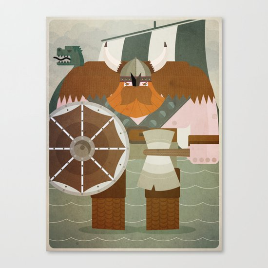 viking 2 Canvas Print