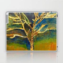 Golden Birch Laptop & iPad Skin