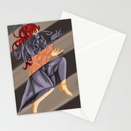 The Dancer in Stone Stationery Cards