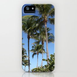"""In the Tropics"" iPhone Case"