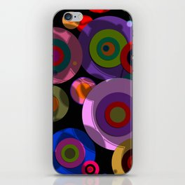 Abstract #320 iPhone Skin