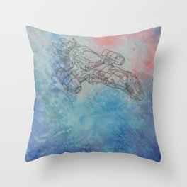 Serenity - Firefly Throw Pillow