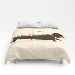 Bird Dog Comforters