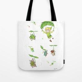 Link & the Koroks Tote Bag