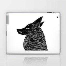silent treatment Laptop & iPad Skin