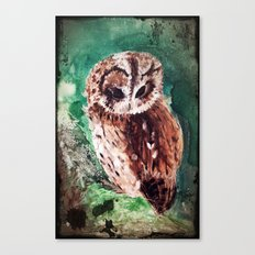 Jorinde & Joringel Canvas Print