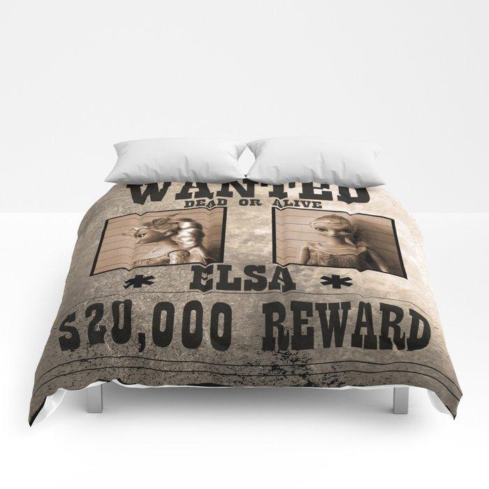 Elsa - Wanted Comforters