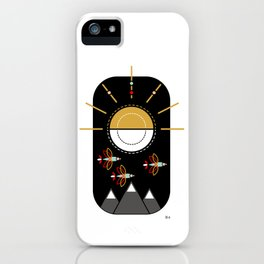 Hope - O iPhone Case