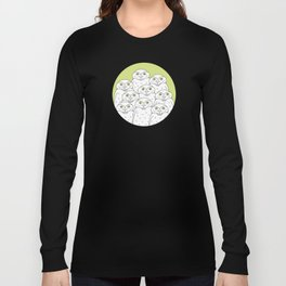 Group of Owls Long Sleeve T-shirt