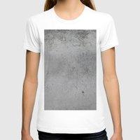 concrete T-shirts featuring Concrete by Coconuts & Shrimps