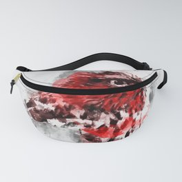 Water Colors Robin Fanny Pack