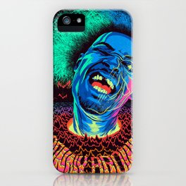 Danny Brown / Black Light iPhone Case