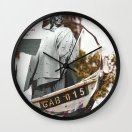 GAB 015 Wall Clock