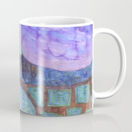 Still Life with Eggplant Coffee Mug