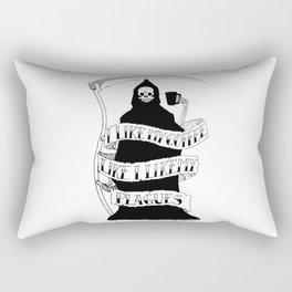 Bubonicaffeine Rectangular Pillow