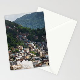Favela - Rio - photo series Stationery Cards