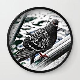 The dove Wall Clock
