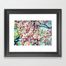 sunshine & love ...  Framed Art Print