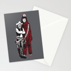 East bound and down in a galaxy far, far away... Stationery Cards