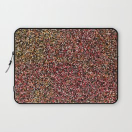 treemap mosaic - cinder Laptop Sleeve